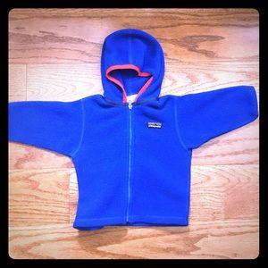 Patagonia Baby Fleece Jacket 6 Months